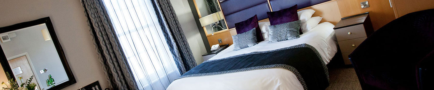Rooms at The New Northumbria Hotel