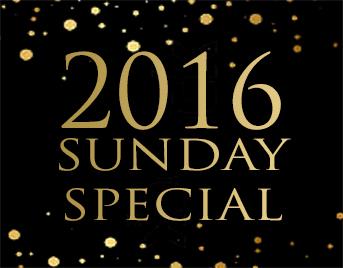 2016 Sunday Special - Website